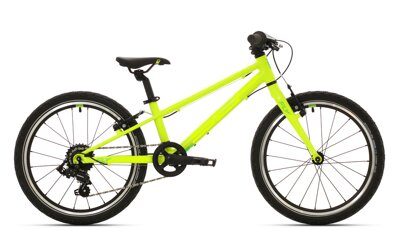 "Superior F.L.Y. 20 9""  Matte Lime Green/Neon Yellow"